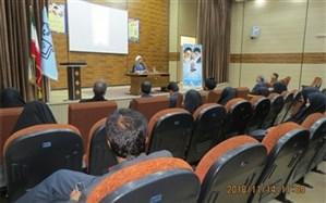 کارگاه آموزشی روش های تشویق دانش آموزان به نمازدر اردستان برگزار شد