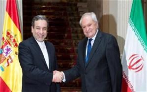 مذاکرات جامع ایران و اسپانیا در مادرید برگزار شد