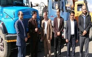 سه دستگاه تانکر به منظور کمک به آبرسانی روستاهای خراسان جنوبی اختصاص یافت