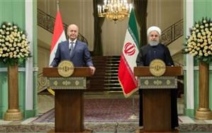 روحانی: امنیت عراق را امنیت ایران میدانیم