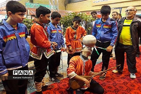 سومین جشنواره دستاوردهای کانون فرهنگی وتربیتی در سراسر کشور