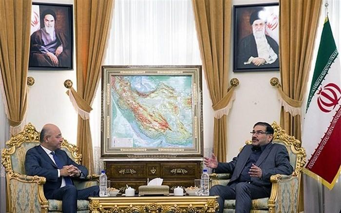طراحی آمریکا برای برهم زدن روابط ایران وعراق راه به جایی نمی برد