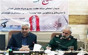فرمانده سپاه سلمان سیستان و بلوچستان: لزوم ایجاد تفکر بسیج را در جامعه