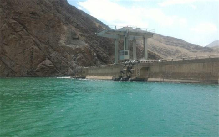 بهبود ذخیره آب سد طالقان و امیرکبیر