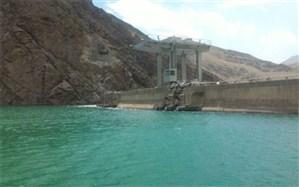 بهبود ذخیره آب سدهای امیر کبیر و طالقان