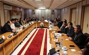 جلسه هماهنگی بیستمین مانور زلزله و ایمنی دراستان اردبیل برگزارشد