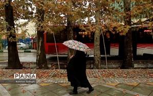سامانه بارشی جدید امشب وارد ایران میشود