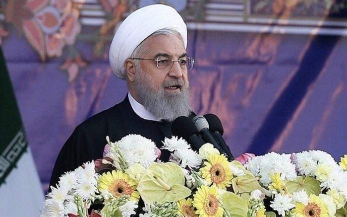 روحانی: اجازه نمی دهیم مردم دچار مشکل شوند