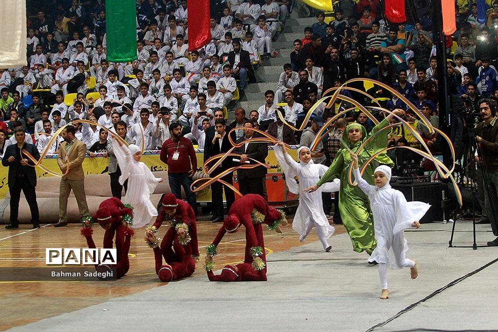 مراسم افتتاحیه المپیاد استعدادهای برتر ورزش کشور