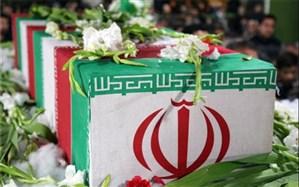 پیکر مطهر شهید حسین کیخا در زاهدان تشییع شد