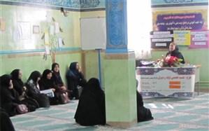 برگزاری جلسات تخصصی فرزند پروری در شهرستان فیروزکوه