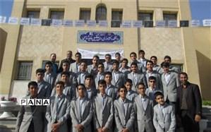 گرامیداشت روز جهانی علم در خدمت صلح و توسعه در دبیرستان شهید ذوالفقاری میبد