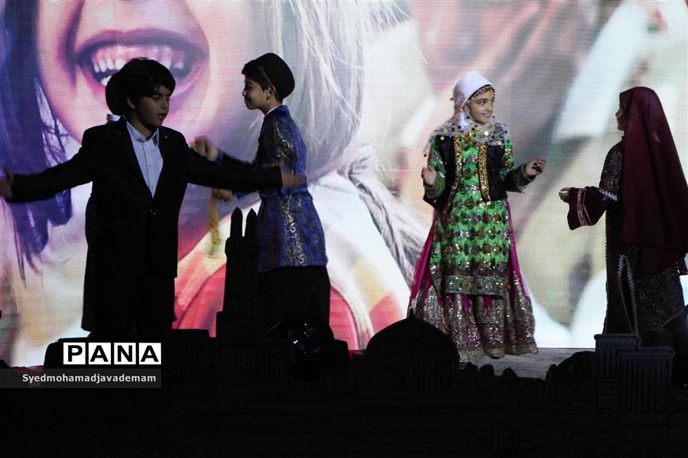 اولین همایش هویت کودکان ایران اسلامی در یزد