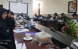 جلسه هماهنگی برگزاری بیستمین مانور سراسری زلزله و ایمنی مدارس سیستان و بلوچستان برگزار شد