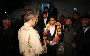 بازگشت 5 مرزبان ایرانی ربوده شده به کشور + عکس