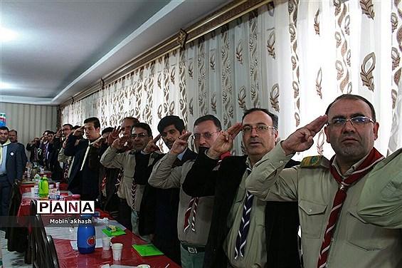 آیین تجلیل از مربیان پیشتاز سازمان دانشآموزی استان آذربایجان شرقی