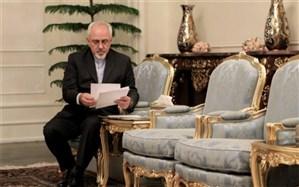 ظریف اسناد دروغگویی آمریکا درباره قطعنامه شورای امنیت را منتشر کرد