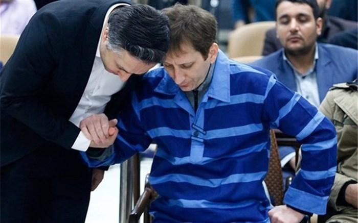 بابک زنجانی از جعبه سیاه پرونده نفتی شکایت کرد