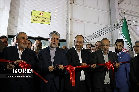 افتتاح بیستمین نمایشگاه کتاب و رسانههای دیجیتال در مشهد