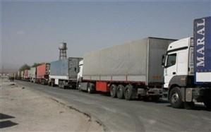 بیش از 400 کامیون افغانستانی از منطقه ویژه اقتصادی دوغارون خارج شد