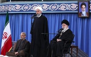 روحانی: دست دوستی به سوی همه مسلمانان دراز میکنیم