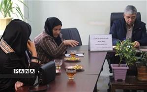 برگزاری جلسه هم اندیشی راهبران پیشتاز خواهر استان کهگیلویه و بویراحمد