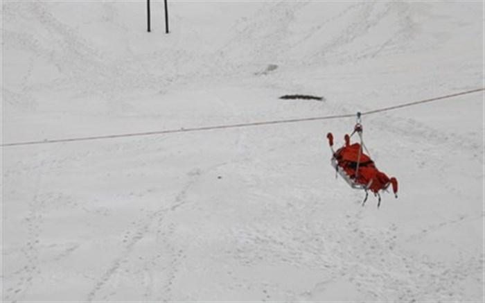 نجات ۱۲ کوهنورد مفقود شده در ارتفاعات اسالم