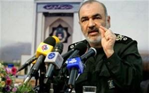 سردار سلامی:با قدرت بسیج می توان در جنگ اقتصادی نیز سربلند باشیم