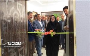 افتتاح آزمایشگاه دبیرستان شهید رحیمی فر میبد