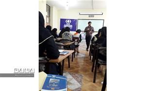 برگزاری کارگاه آموزشی خبرنگاری پانا ویژه پسران و دختران در آبادان