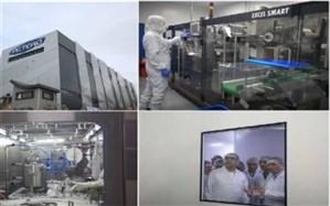 بزرگترین کارخانه تولید داروهای ضد سرطان خاورمیانه افتتاح شد