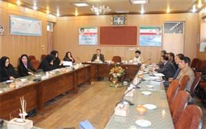 برگزاری جلسه مدیران مدارس طرح امین