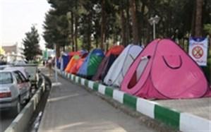 چادرزنی مغایر توسعه گردشگری اردبیل است