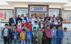 افتتاح 2 مدرسه خیّرساز «رویا دبستانی» و «شهید دکتر معیری» + تصویر