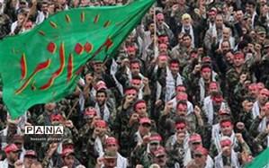 اجتماع بزرگ «شکوه مقاومت» در بیرجند برگزار شد