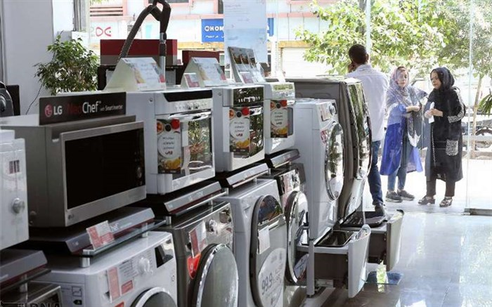 کاهش قیمت برخی از اقلام لوازم خانگی دررکود نسبی بازار