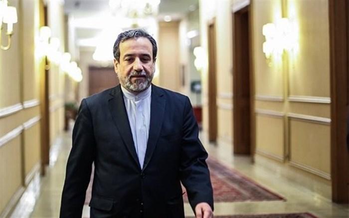 عراقچی با هدف تقویت مناسبات ایران- الجزایر وارد الجزیره شد