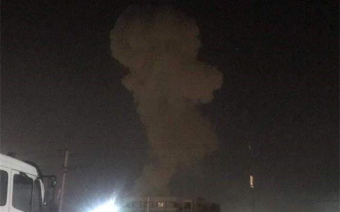 انفجار قوی کابل را لرزاند