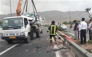 330 مرگ ناشی از تصادف در آذربایجان غربی در 8 ماه نخست سال