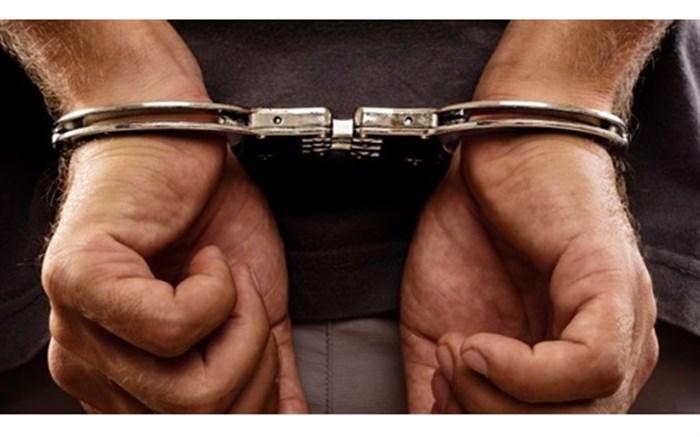 دستگیری باند سارقان باغ ویلا