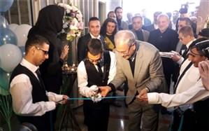 افتتاح مرکز مراقبتی و توانبخشی معلولان در البرز