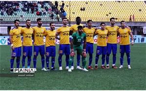 پیروزی نفت مسجدسلیمان در هفته چهاردهم لیگ برتر