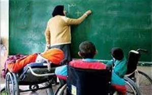 """ساخت مدرسه ۸ کلاسه مرحومه """" اقدس معین شقاقی"""" برای کودکان استثنایی"""