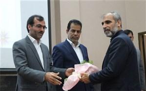 علی حسینی به سمت مدیر آموزش و پرورش شهرستان دشتی منصوب شد