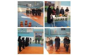 آموزشگاه زینب، قهرمان مسابقات بسکتبال دختران تربت جام
