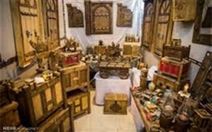 فروش 130 میلیون تومانی صنایع دستی خوسف
