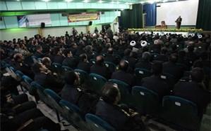 امنیت پایدار کردستان حاصل همدلی وهمراهی همە نیروهای نظامی، انتظامی وامنیتی است