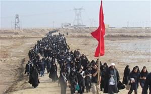 دانش آموزان دختر بسیجی املش عازم مناطق 8سال دفاع مقدس شدند