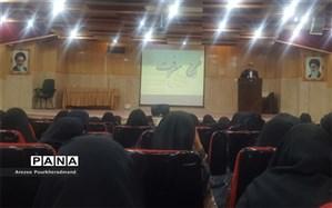 برگزاری همایش طرح معرفت ویژه معاونین و مربیان پرورشی ناحیه یک یزد