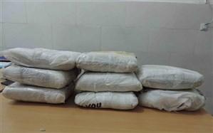 جانشین فرماندهی انتظامی خوسف : کشف حدود 1.5 تن مواد مخدر در خوسف